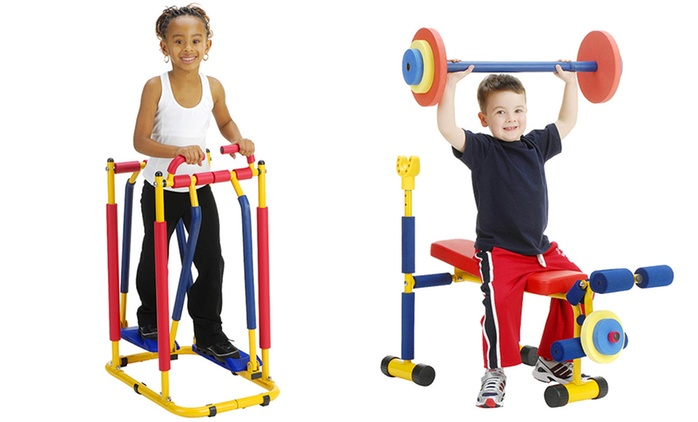 Wingo Kids Fitness Toys from AED 169 (Up to 49% Off)