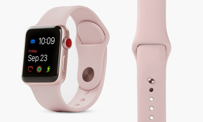 Apple Watch Series 3 42mm or 38mm (LTE or WIFI) | Groupon