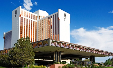 2-Night Stay for Two with Daily Breakfast at Grand Sierra Resort & Casino in Reno, NV