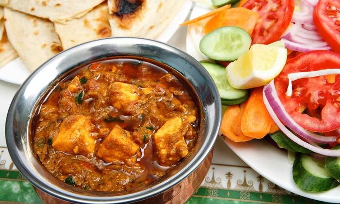 Asha Indian Restaurant - Tarzana/Encino: Indian Food at Asha Indian Restaurant (Up to 47% Off). Two Options Available.