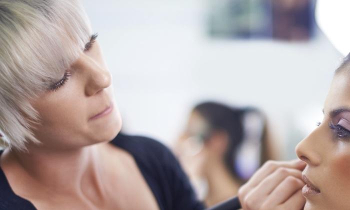 Wink Wink Makeup - Jen Tilly Terrace: Makeup Lesson and Application from WinkWinkMakeover (49% Off)