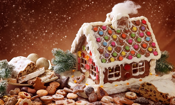 Eat Local - Multiple Locations: Gingerbread-House- or Ornament-Making Class for One, Two, or Four at Eat Local (Up to 55% Off)