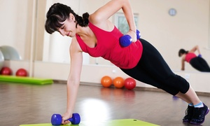 OC Fit: 21 Days of Rapid Fat Loss Boot Camp or Six Weeks of Unlimited Boot Camp at OC Fit (Up to 81% Off)