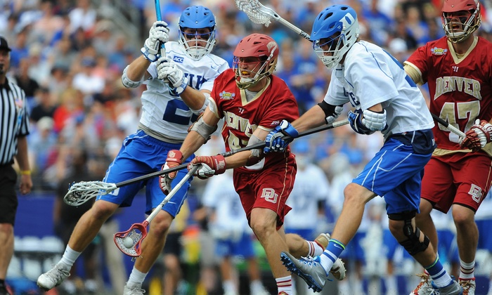 2015 NCAA Division I, II, and III Men's Lacrosse Championships - Lincoln Financial Field: G-Pass to the 2015 NCAA Men's Lacrosse Championships at Lincoln Financial Field on May 23, 24, or 25 (Up to 63% Off)