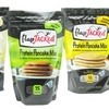 3-Pack of 6-Serving Containers of Flap Jacked Protein Pancake Mix