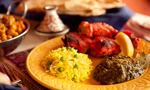 Kohinoor Cuisine of India: Indian Buffet for Two or Four or $25 Worth of Indian Food from Kohinoor Cuisine of India (Up to 45% Off)