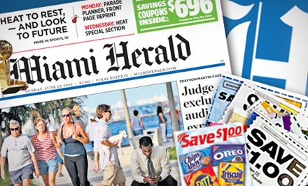 MH Media, a division of the Miami Herald Media Company, brings you the most complete solutions to reach South Florida consumers.
