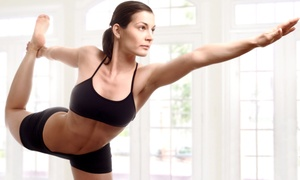 Divine Center of Yoga: 5, 10, or 15 Yoga Classes at Divine Center of Yoga (Up to 68% Off)
