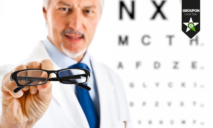 Visita optometrica con cambio lenti oppure occhiali completi da vista o da sole (sconto fino a 82%)