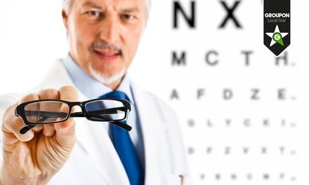 Visita e occhiali o cambio lenti a 19,90€euro