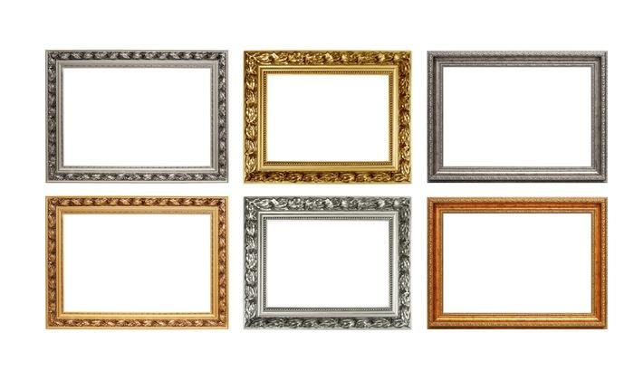 Art Heads Custom Framing - Multiple Locations: $35 for $115 Worth of Custom Framing at Art Heads Custom Framing