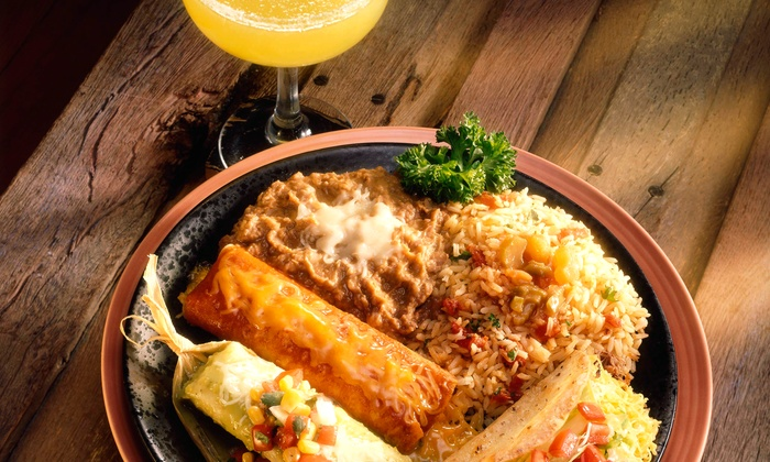 Wylie Chayote's Fine Mexican Food and Cantina - Spencerport: Margaritas and Entrees or Brunch for Two or Four at Wylie Chayote's Fine Mexican Food and Cantina (Up to 50% Off)