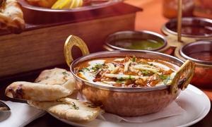 MAHARAJA PALACE: 3-gangen menu naar keuze en aperitief voor 2, 4, 6 of 8 personen bij Maharaja Palace