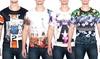 Sublimation Men's Graphic T-Shirts: Sublimation Men's Graphic T-Shirts