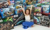 Up to 51% Off a Lego Delivery Subscription