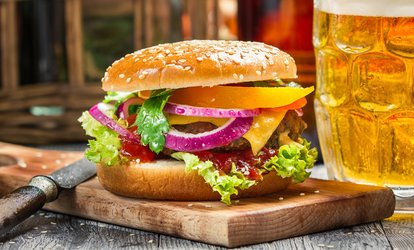 image for $20 Towards a Meal for Two or $40 Towards a Meal for Four at Stable 12 Brewing Company (Up to 40% Off)