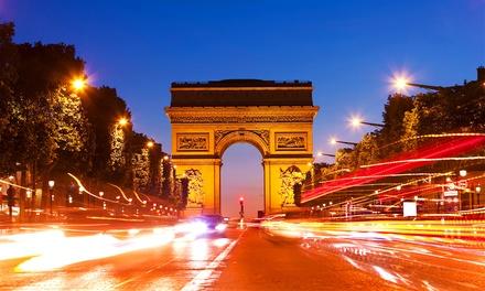 Parijs: klassieke tweepersoonskamer met ontbijt in Hotel Haussmann St Augustin voor 2 personen