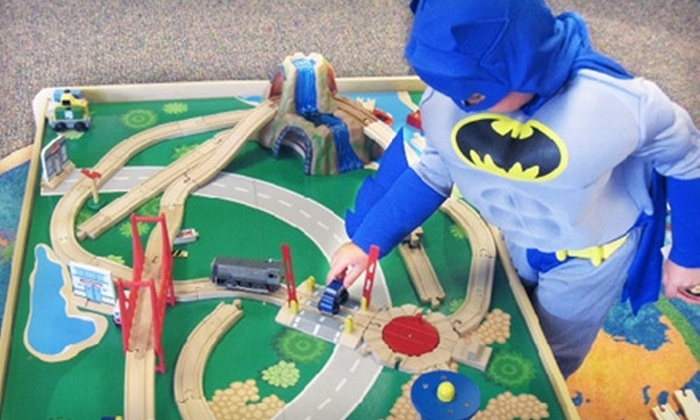 ABQ's Playroom - Ventura Place: Two or Five Indoor-Playroom Visits at ABQ's Playroom (Up to 58% Off)