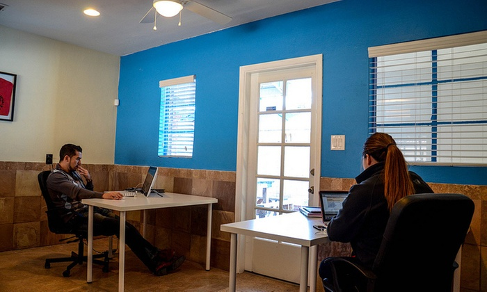 Coworking On 15th Ave - Encanto: $125 for One Month of Work Space Rental at Coworking on 15th Ave ($250 Value)