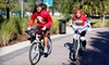 Urban Bike Adventure - Indianapolis: Urban Bike Adventure for Teams of Two or Three (Up to 59% Off)