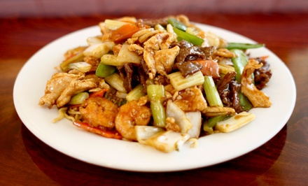 Thai Food at Maekha Thai (Up to 48% Off). Two Options Available.