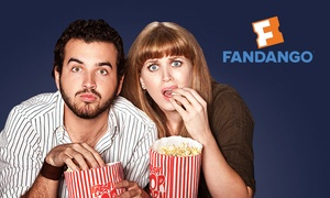 Fandango: $16 for a Fandango Promotional Code Good Toward Two Movie Tickets (Up to $26 Total Value)