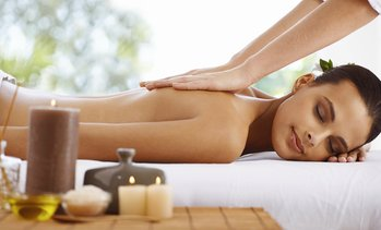 Up to 62% Off Two-Hour Massage