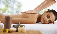 Full-Body Massage, 60-Minute Revitalising Facial or Both at GlamBox Hair Beauty Lounge (36% Off*)