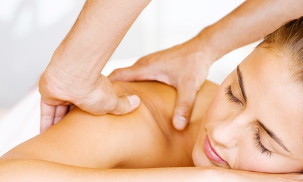 60-Minute Massage with Optional Essential Facial at J Braun Salon Spa  (Up to 51% Off)