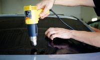 Pkw-Scheibentönung und Nanoversiegelung der Windschutzscheibe bei Autoglas Pesch (bis zu 80% sparen*)
