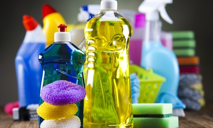 Three Hours of Home Organization and Cleaning Services from Long Island Cleaning (55% Off)