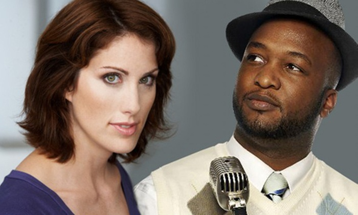 Erin Foley and Ed Blaze - Brookland: Erin Foley and Ed Blaze for One or Two at Hartke Theatre on Saturday, October 26, at 8 p.m. (Up to 55% Off)