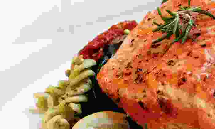 Café en Passant - Richmond Hill: Three-Course French Meal for Two or Four with Appetizers, Entrees, and Dessert at Café en Passant (Up to 53% Off)