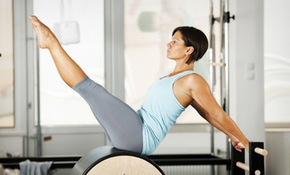 image for 5 or 10 Semi-Private <strong>Pilates</strong> Classes, or 3 Private <strong>Pilates</strong> Classes at Triune <strong>Pilates</strong> LLC (Up to 79% Off)