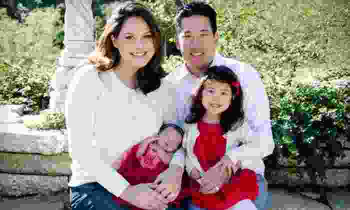 """Sean J. Mason Photography - Multiple Locations: $39 for a Photo Shoot and One 11""""x14"""" Mounted Print or 20 Holiday Postcards from Sean J. Mason Photography ($510 Value)"""