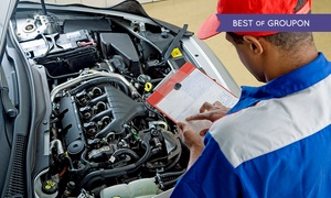 In Town Automotive: MOT Test for £12 at In Town Automotive (60% Off)
