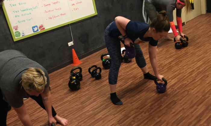 OTG Boot Camp - OTG Boot Camp: Four Weeks of Unlimited Boot-Camp Classes at OTG Boot Camp (70% Off)