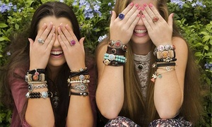 Yourself Expression: Snap Jewelry at Yourself Expression (50% Off). Two Options Available.