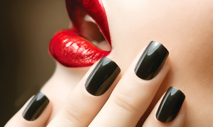 Judiphil Beauty Studio - Johannesburg: Manicure, Pedicure and Back Neck and Shoulder Massage at The Beauty Mark