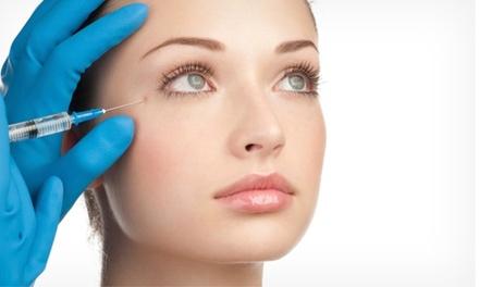 Tratamiento médico reductor de ojeras y bolsas o de relleno desde 52 € en Clínica Médica Reino