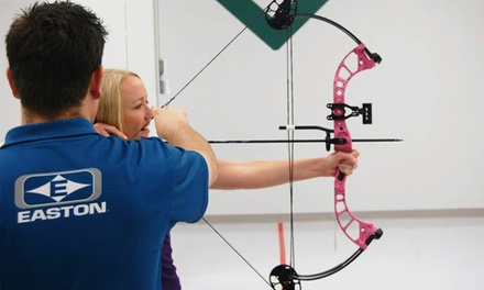 One, Two, or Three Archery-Range Outings with Equipment and Lane Rental at H&H Shooting Sports (Up to 50% Off)