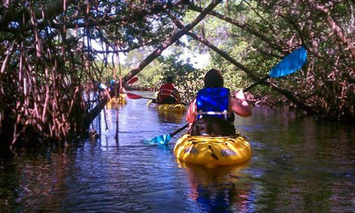 Shan-T Native Kayak Tours - Multiple Locations: $20 for a 2.5-Hour Kayak Eco Tour from Shan-T Native Kayak Tours (Up to $49 Value)