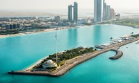 Abu Dhabi City Tour with Refreshments for Up to Ten at Al Badeyah Eyes Tourism (Up to 71% Off)