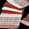 Set of 6 Loren Waffled Kitchen Towels