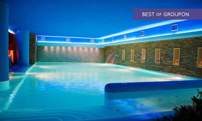 Gold Hotel - Gold Hotel SPA: Campania, Gold Hotel 4*: 1 o 2 notti in camera doppia o matrimoniale con colazione, 1 cena e 1 percorso spa per 2