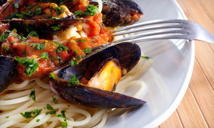 Capri Restaurant - North Raleigh: $15 for $30 Worth of Italian Cuisine at Capri Restaurant