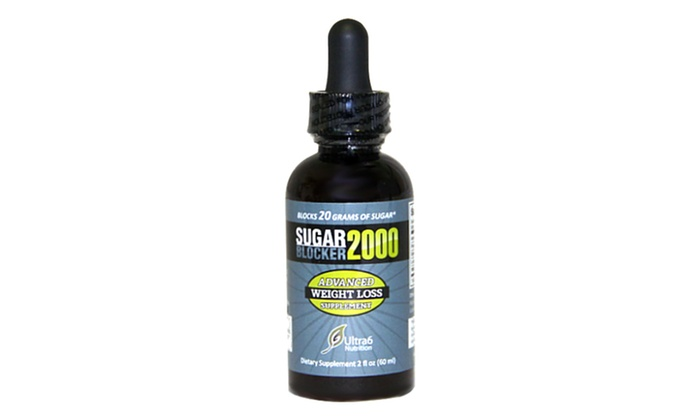 Ultra 6 Sugar Blocker 2000 Weight Control Supplement: Ultra 6 Sugar Blocker 2000 Weight Control Supplement