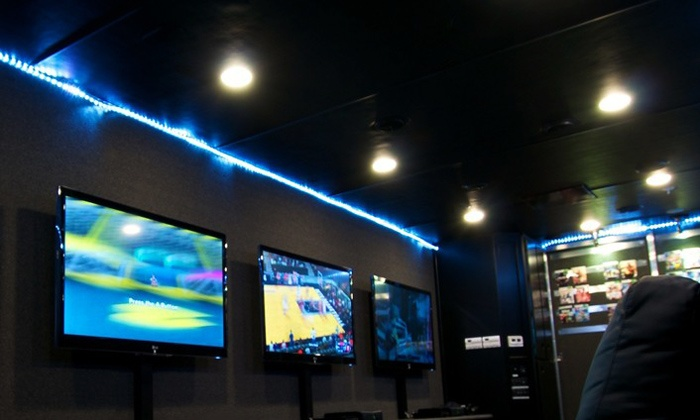 Gametruck - Fairfield County: Two-Hour Mobile Video-Game Party at Gametruck (Up to 40% Off). Two Options Available.
