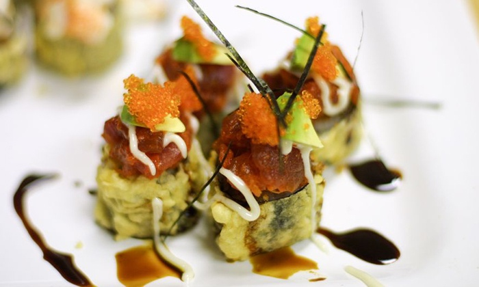 Ronnie Sushi 2 - Northeast Anchorage: $15 for $30 Worth of Sushi and Japanese Cuisine at Ronnie Sushi 2