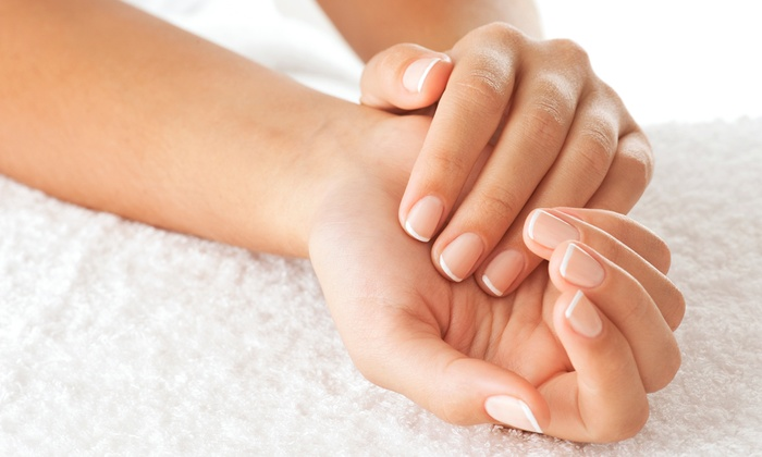Nudermi Spa - Miami Beach: One or Two Basic Mani-Pedis at Nudermi Spa (Up to 50% Off)